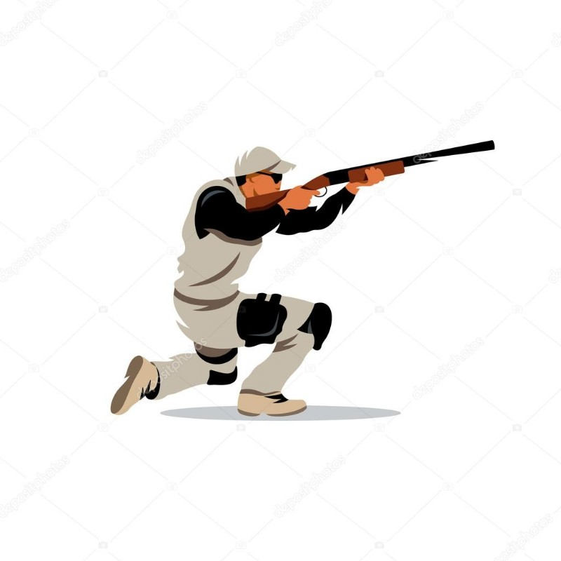 depositphotos_112247300-stock-illustration-vector-clay-shooting-cartoon-illustration